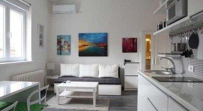 Apartments Petra oturma alanı