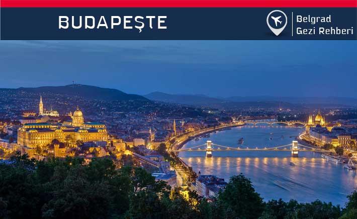 Budapeşte Şehir ve Gezi Rehberi