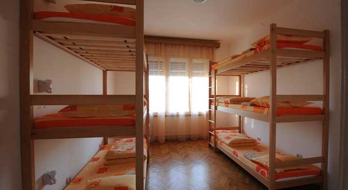 Hostel Black Sheep Belgrad