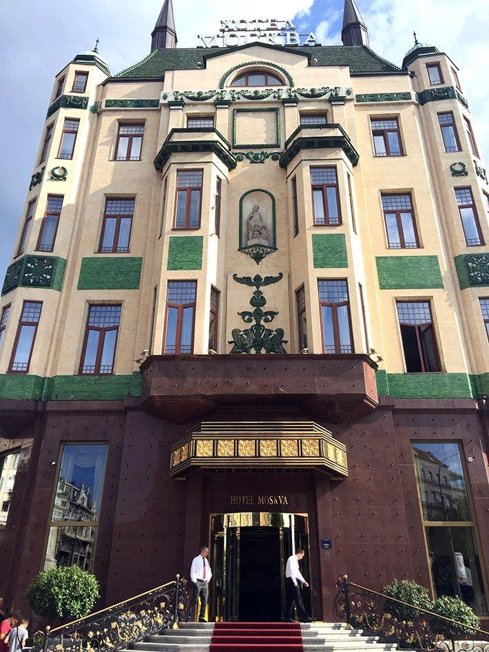 Moskva Hotel Belgrad