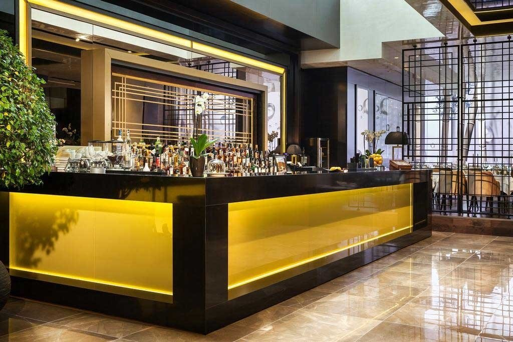 Saint Ten Hotel - Bar