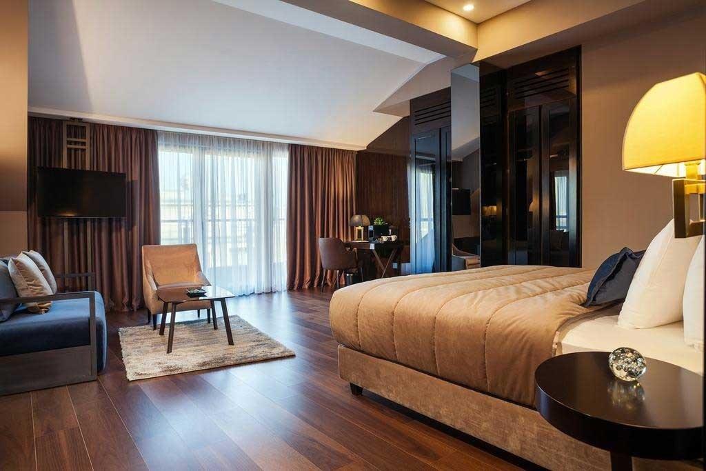 Saint Ten Hotel - Oda