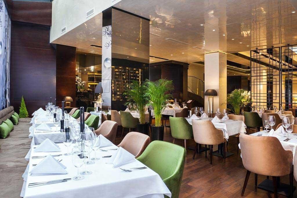 Saint Ten Hotel - Restoran