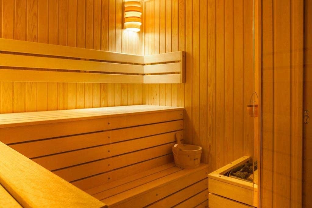 Saint Ten Hotel - Sauna