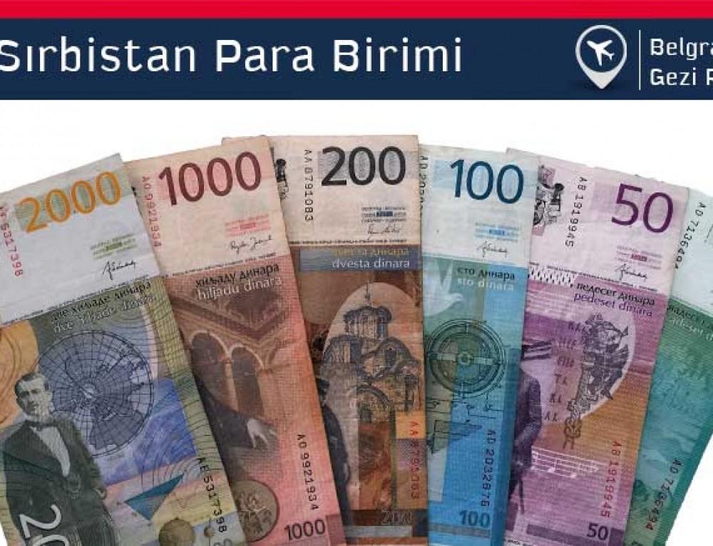 Sırbistan Para Birimi Nedir