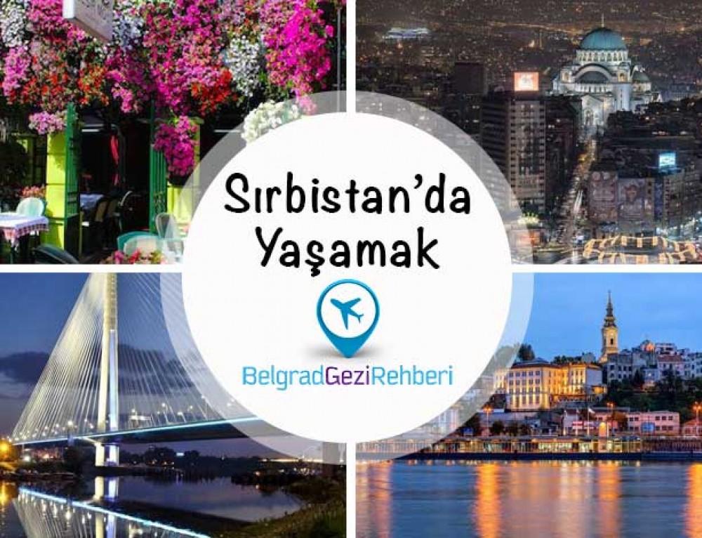 Sırbistan'da Yaşamak ve Çalışmak