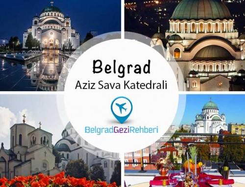 Aziz Sava Kilisesi (Katedrali) Belgrad, Sırbistan