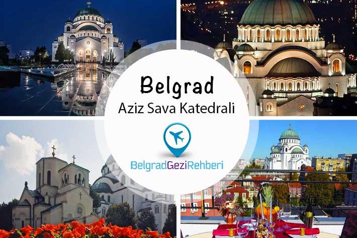 Aziz Sava Kilisesi Katedrali Belgrad