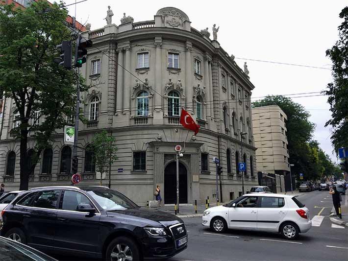 Belgrad Büyükelçiliği