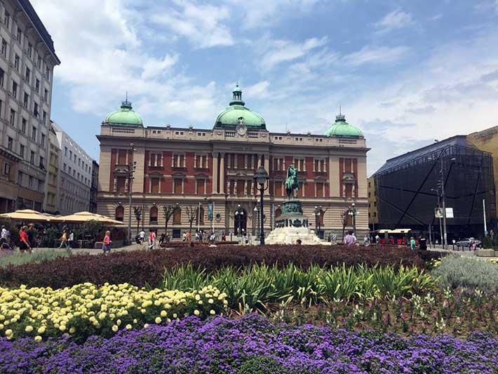 Ulusal Müze Belgrad