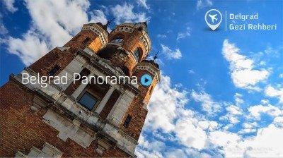 Belgrad Panorama Video