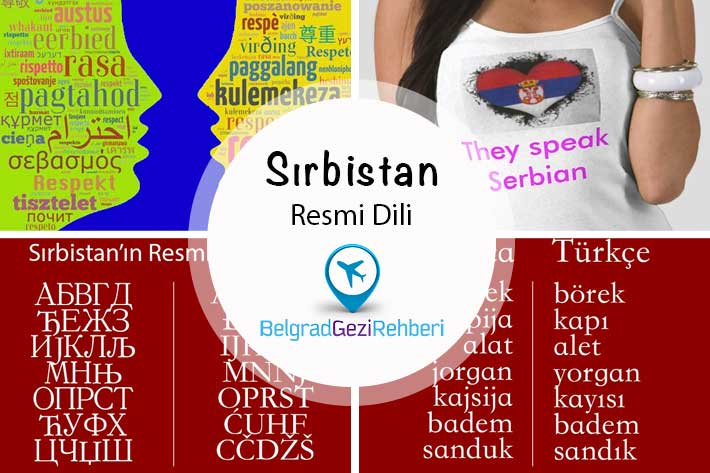 belgrad resmi dili