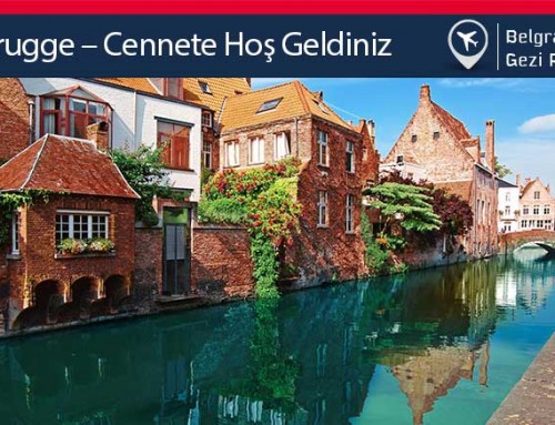 Belçika'da Batı Flandra ilinin başkenti Brugge