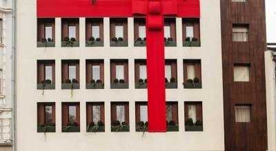 Square Nine Hotel Belgrad Genel Görünüş