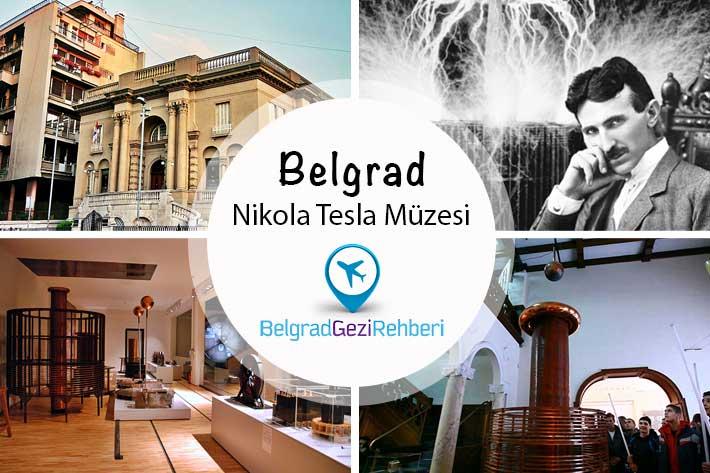 Belgrad Nikola Tesla Muzesi Ve Icatlari Hakkinda Kisa Bilgiler